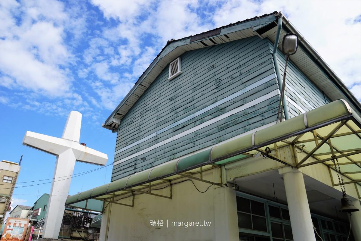 最新推播訊息:80年檜木教堂。嘉義市定古蹟西門長老教會禮拜堂