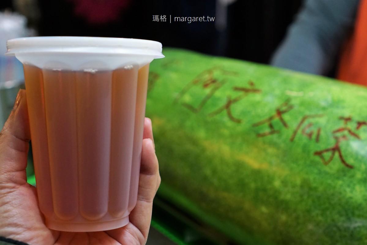 阿文冬瓜茶
