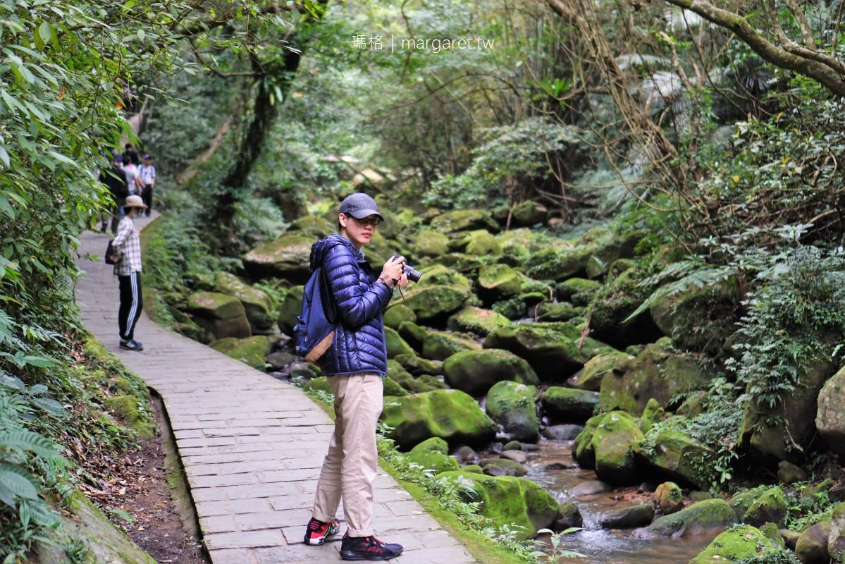 最新推播訊息:台北近郊溪谷幽境。景色優美平順好走|肉腳健行大推