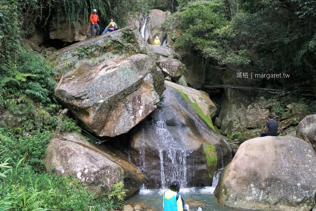 最新推播訊息:內湖八景之一。圓覺瀑布|壯觀巨石陣的溪谷奇景