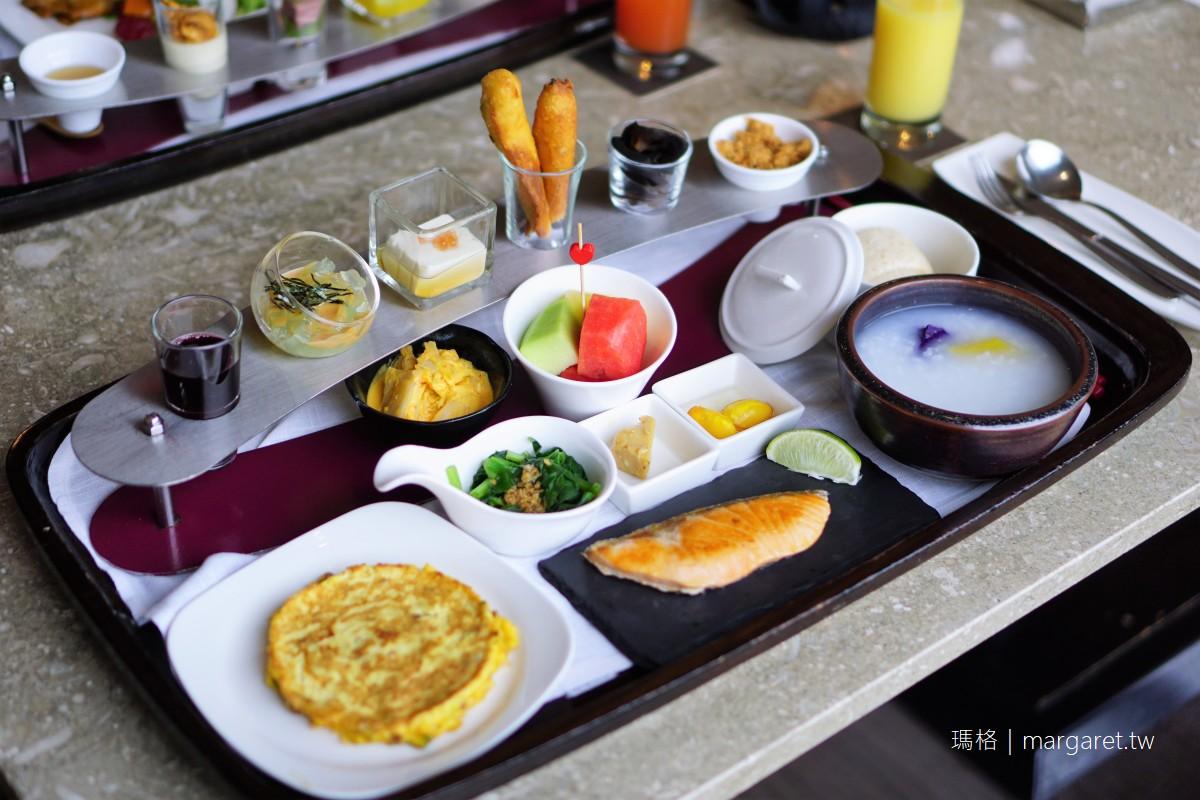 雍翠庭精緻台菜。北投麗禧溫泉酒店|享受270度環景遠眺丹鳳山的早餐時光