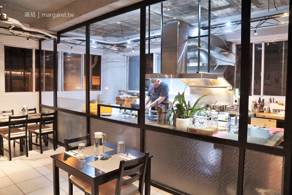 Restaurant Barcelona。花蓮西班牙餐酒館 主廚是來自巴塞隆納的花蓮女婿