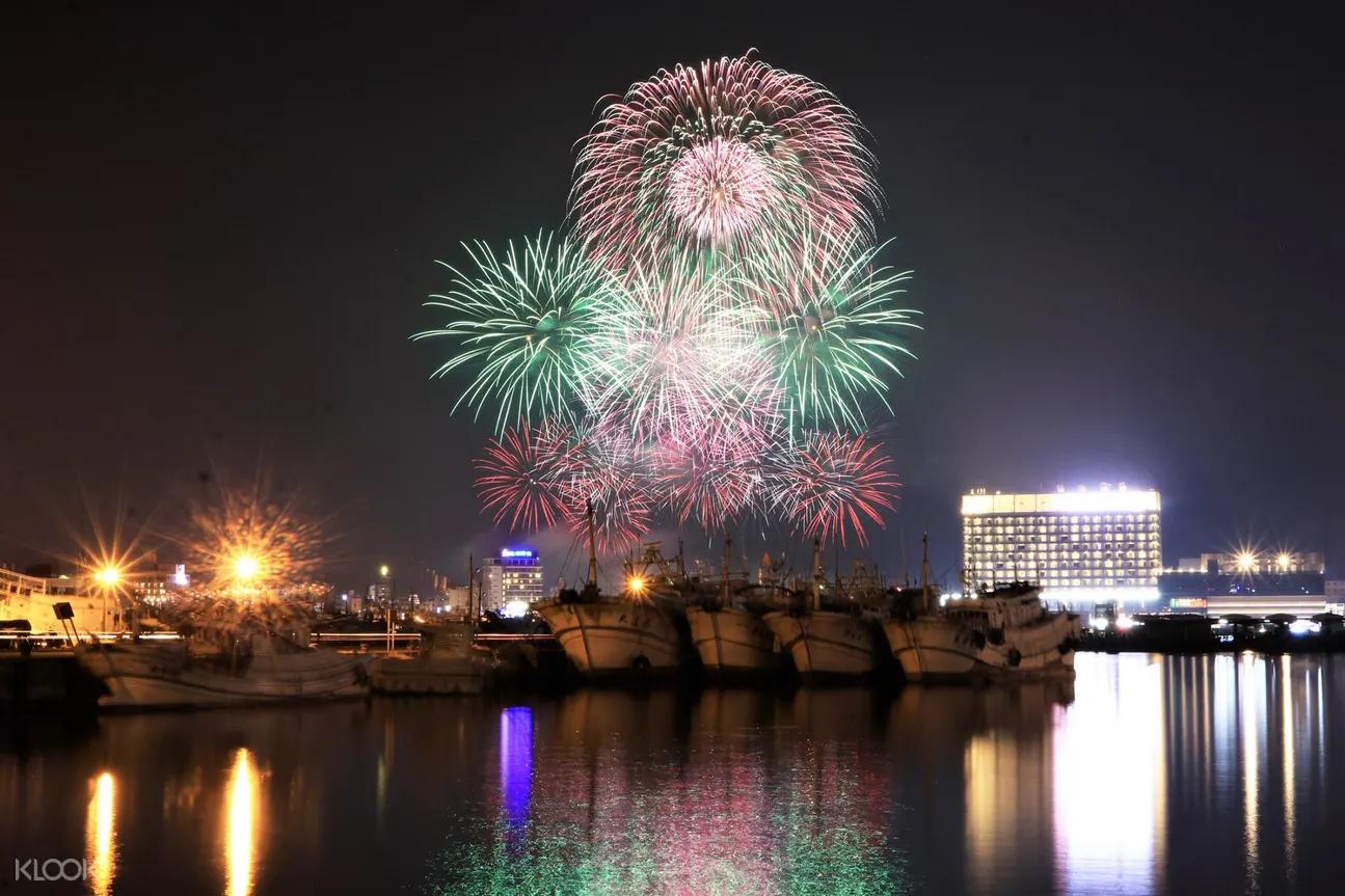 澎湖景點推薦。2021澎湖花火節|一日遊、半日遊路線