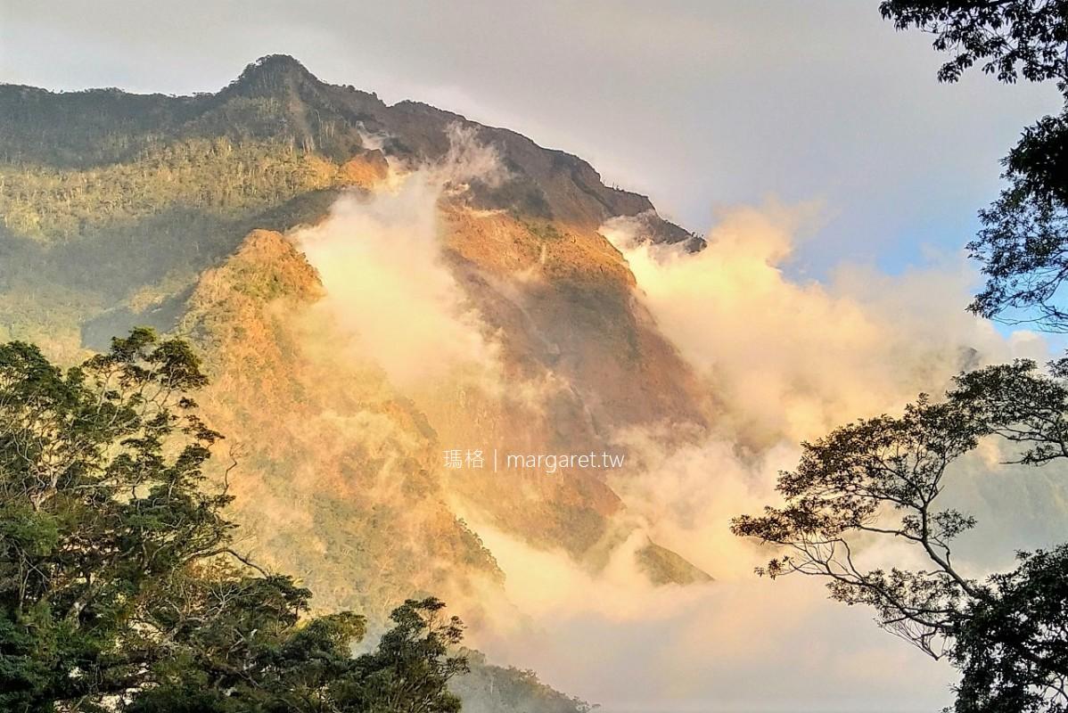 北大武山單日往返。遇見壯麗夕陽雲海|雲豹的故鄉。台灣五嶽之一 #妞爸的運動日記