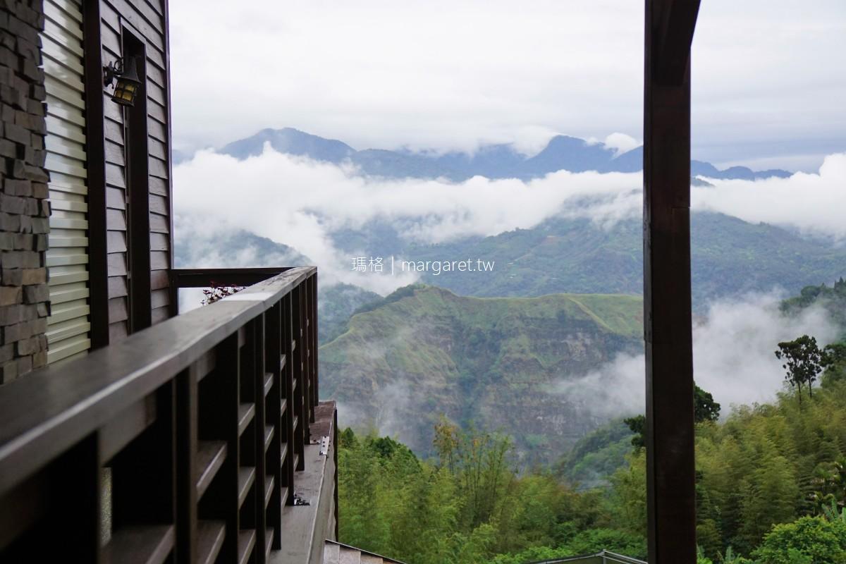 雲瀑茶棧。隙頂景觀茶屋|風味不俗的阿里山紅茶