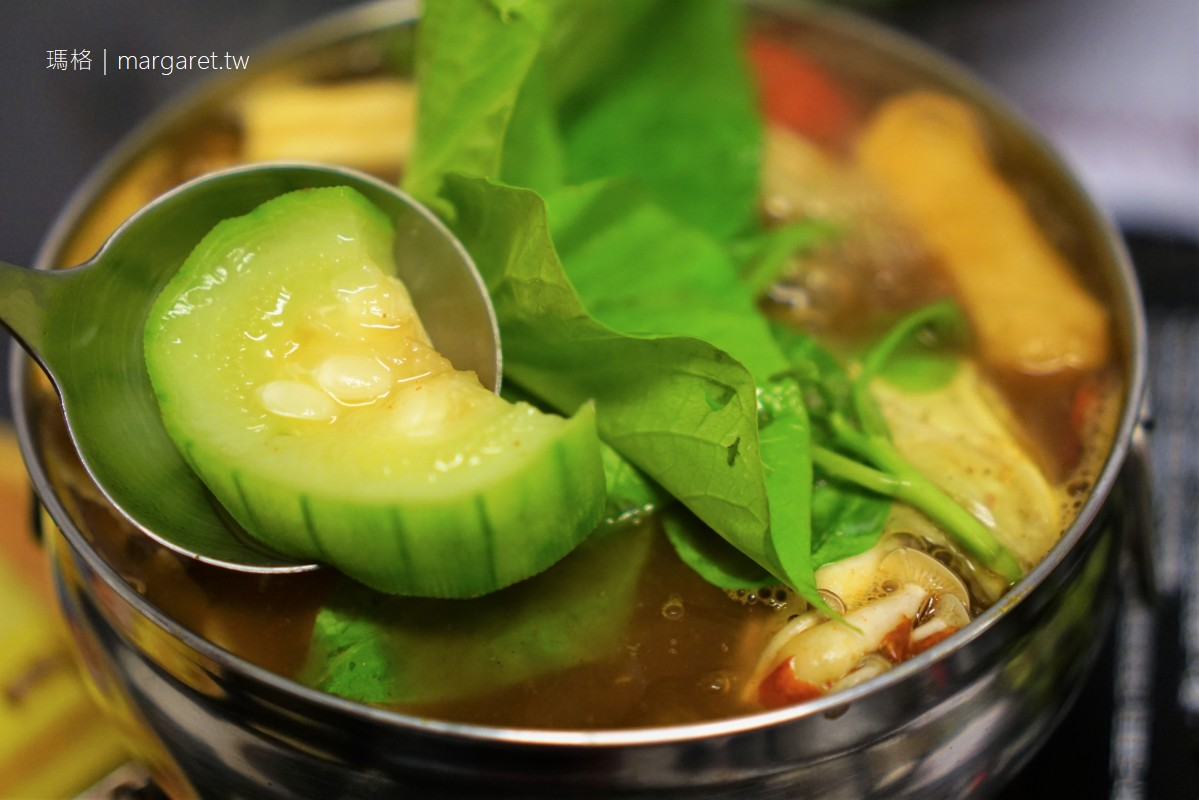 山上人家。阿里山隙頂鮮採蔬菜火鍋|好吃到連吃兩天。預約制個人鍋