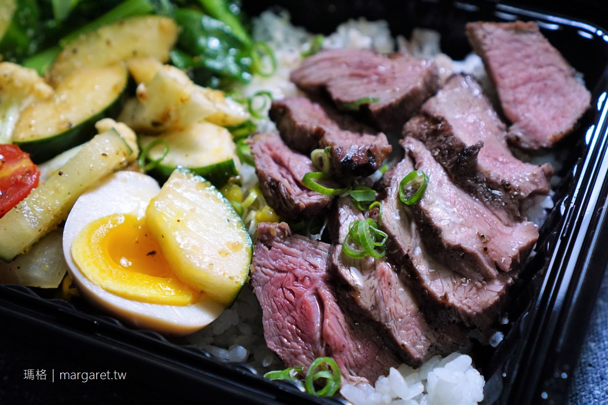 Grill Box 烤肉飯專賣。又一間商行|台北民生社區外帶美食