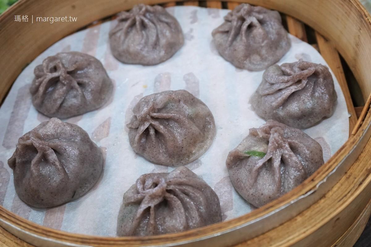最新推播訊息:號稱池上鼎泰豐。台東媳婦山東姑娘研發的紫米湯包
