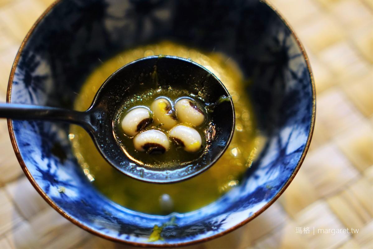 山芙蓉茶業無菜單料理。阿里山鄒族創意風味餐|出現排灣族小米粽Cinavu吉拿富?