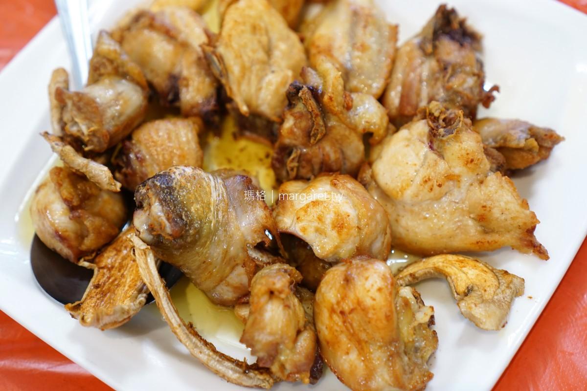 永富苦茶油雞。阿里山超值美食|樂野部落人氣美食。內用防疫確實