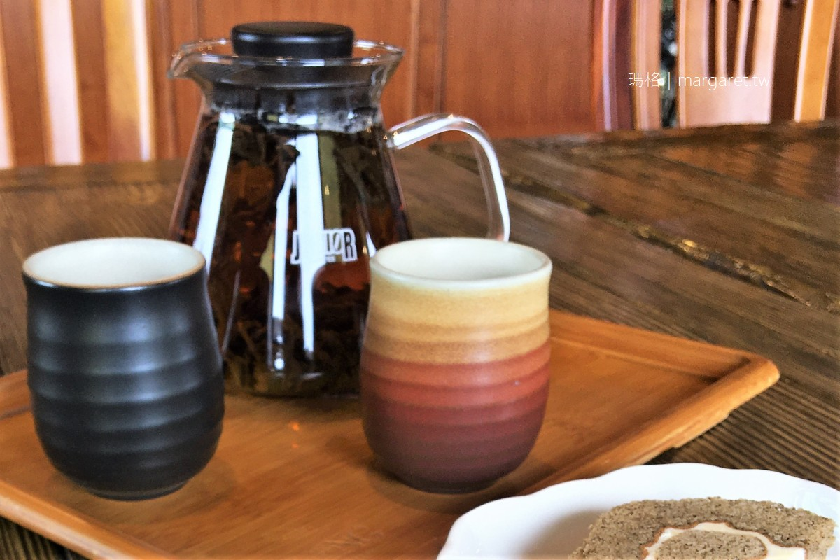 隙頂田媽媽餐廳。生力農場高山茶入菜+私房烘焙|茶園山景雲海同框更是一絕