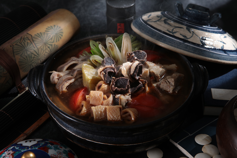 山海樓 x 全家超商聯名鮮食|米其林一星主廚監製 。台灣小吃銅板價