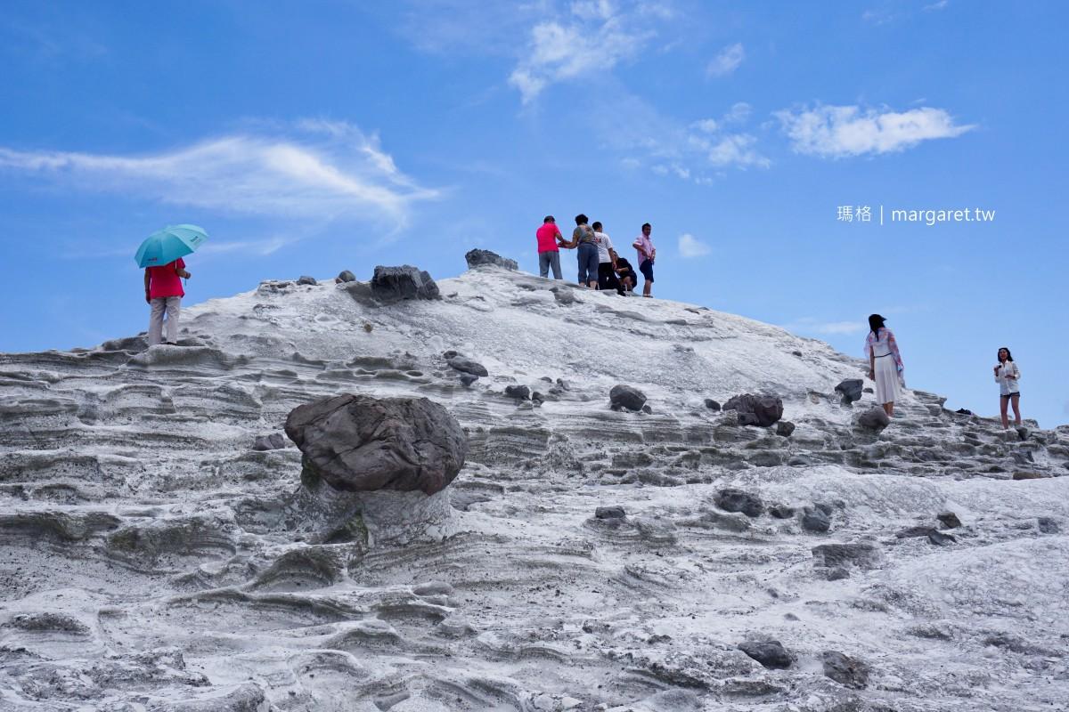 花蓮石梯坪。世界級的戶外地質教室|單面山、海蝕壺穴地形之美