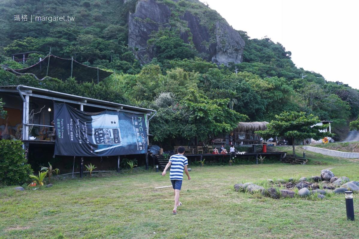 項鍊海岸工作室。花蓮豐濱海景咖啡|文化導覽、浮潛、木雕DIY、露營