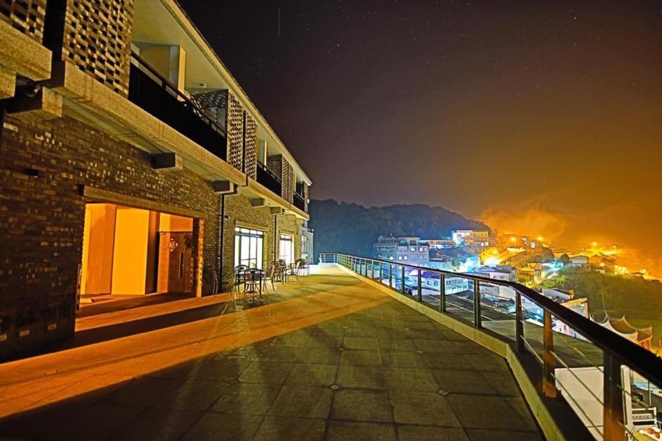 山海一家會館。西莒海景民宿餐廳|青帆村制高點