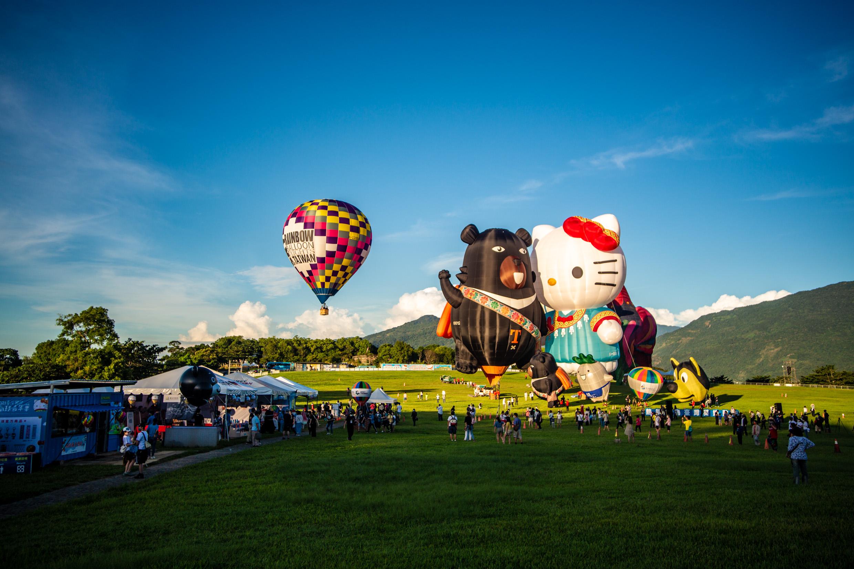 台東鹿野小鎮食遊。2021臺灣國際熱氣球嘉年華 美食。景點。住宿 (持續更新)