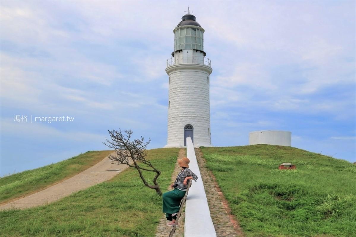 東莒島燈塔。舊名東犬燈塔|台閩地區第一座花崗岩燈塔。百年歷史國定古蹟