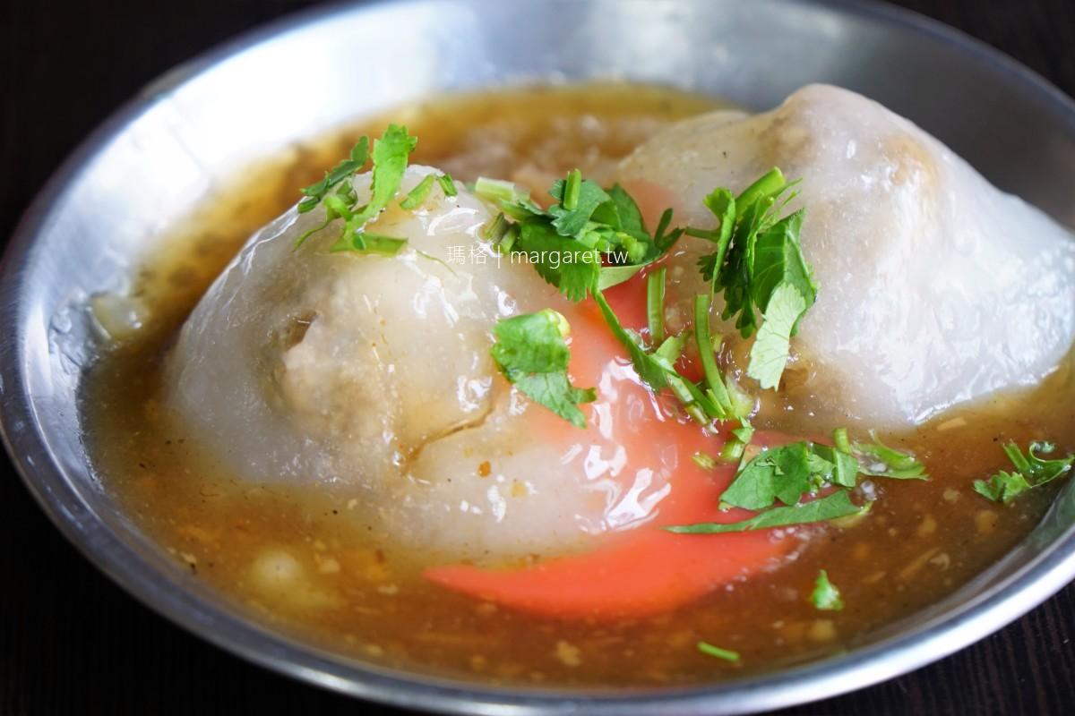 羅記真味肉圓。嘉義清蒸肉圓|四神湯。肉粽。刈包。滷肉飯