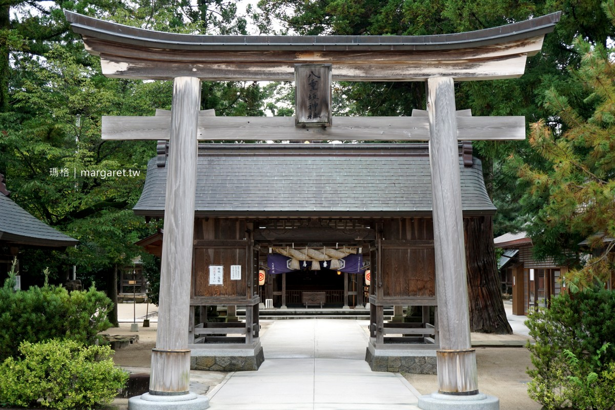 八重垣神社。鏡之湖戀愛占卜|日本島根結緣之旅