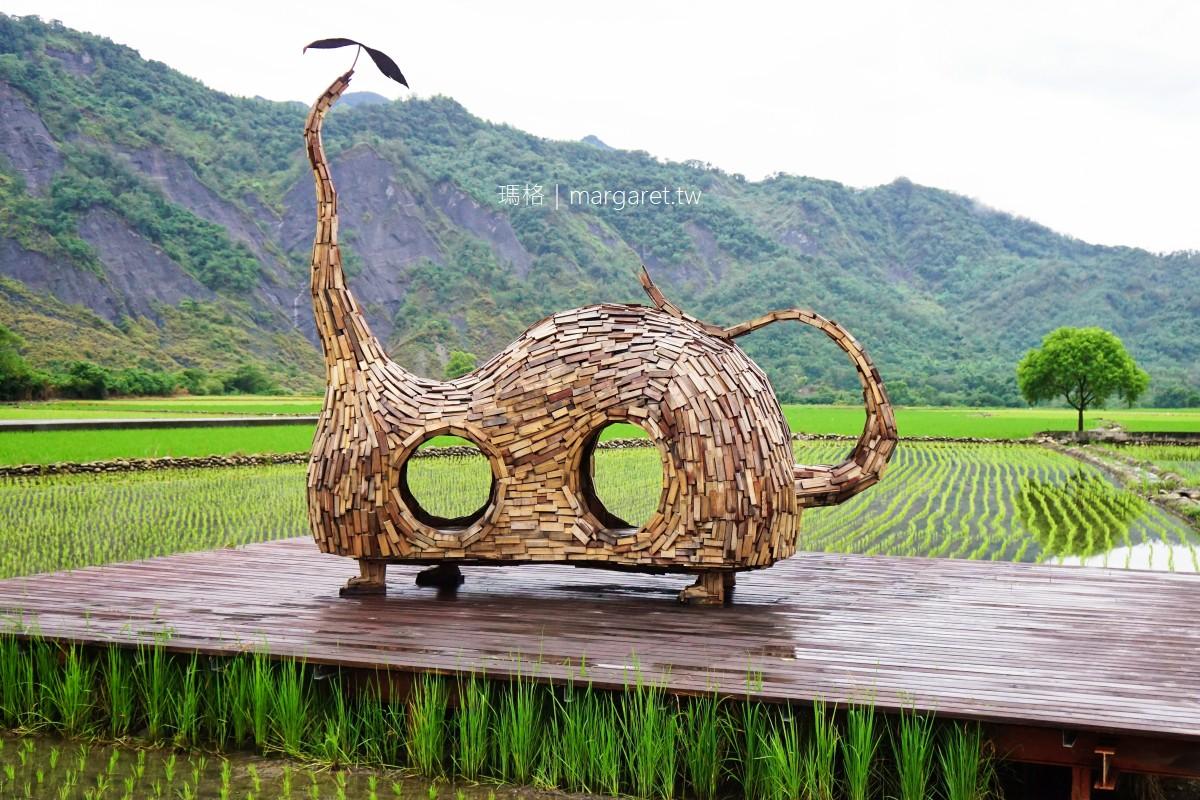 后湖部落。縱谷大地藝術季 x 貓咪種子|台東月世界利吉惡地