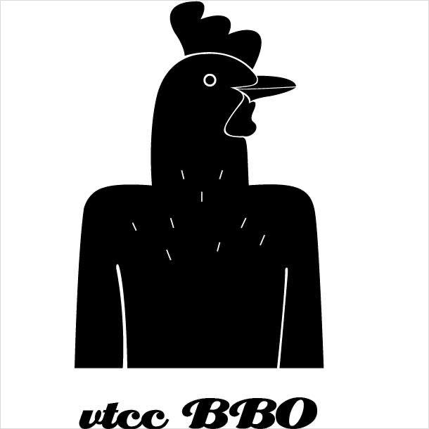 VTCC BBQ台南最潮外帶烤雞。每週開烤三天少量預訂|黃羽土雞。特製醃料。直火柴燒