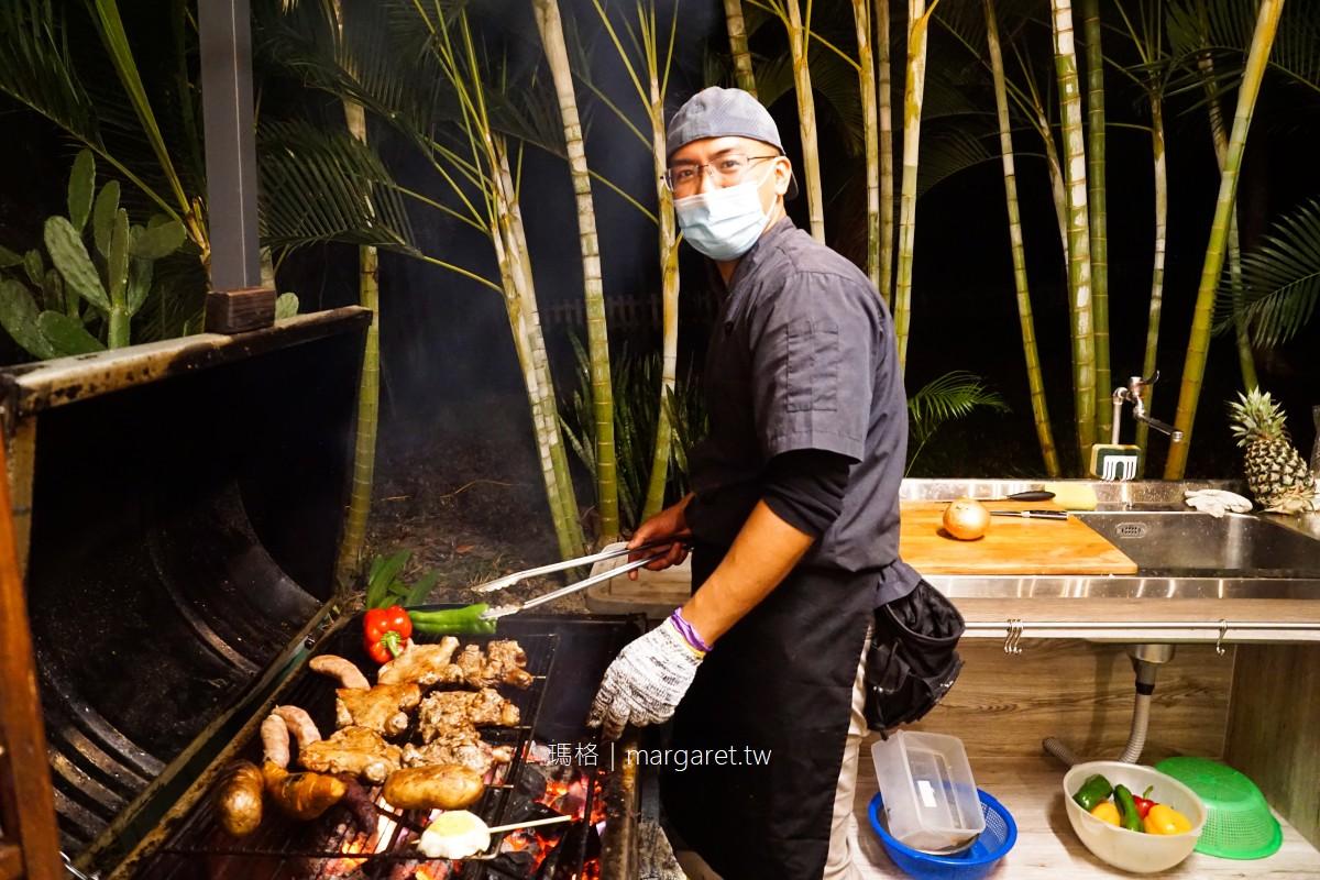 嘎努私廚。火烤料理 台東到府烤肉服務