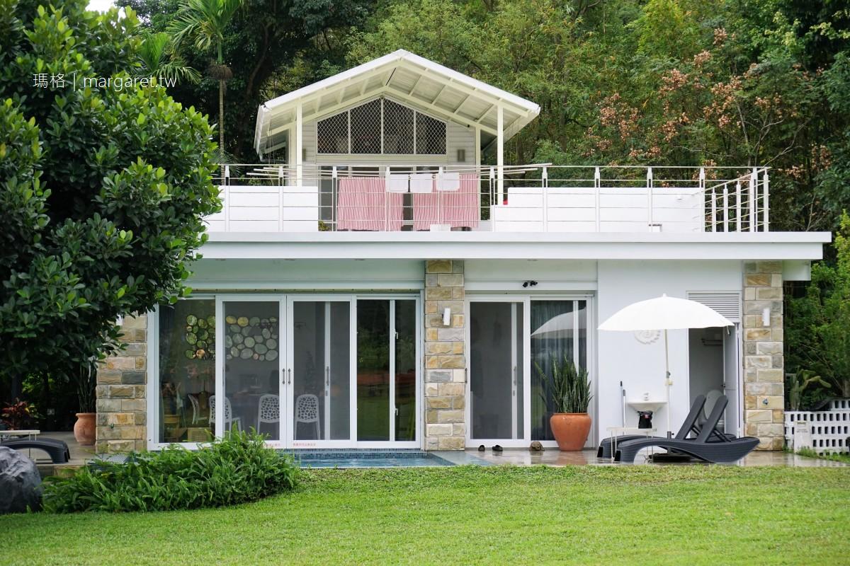 平凡平房獨棟度假屋。台東鹿野包棟民宿 夢想中的鄉居家園