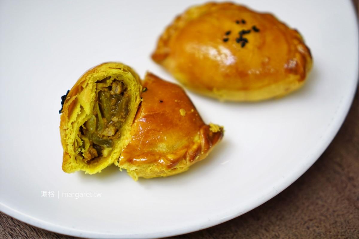 阿潘肉包。咖哩餃是招牌|鄉親心中嘉義最好吃蛋黃酥