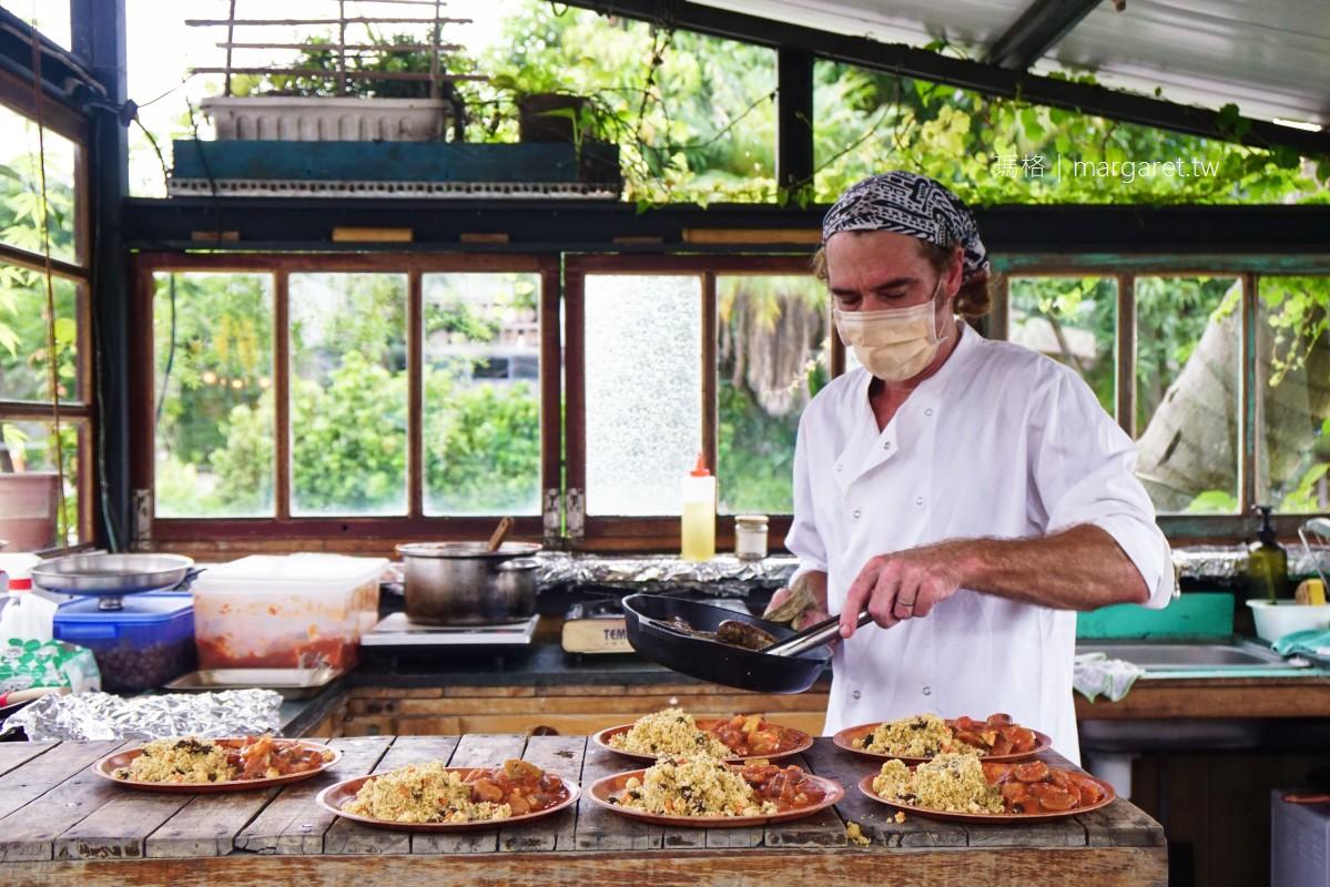 Sweet Night Kitchen。在台東落腳的法國廚師|都蘭糖廠異國料理廚房