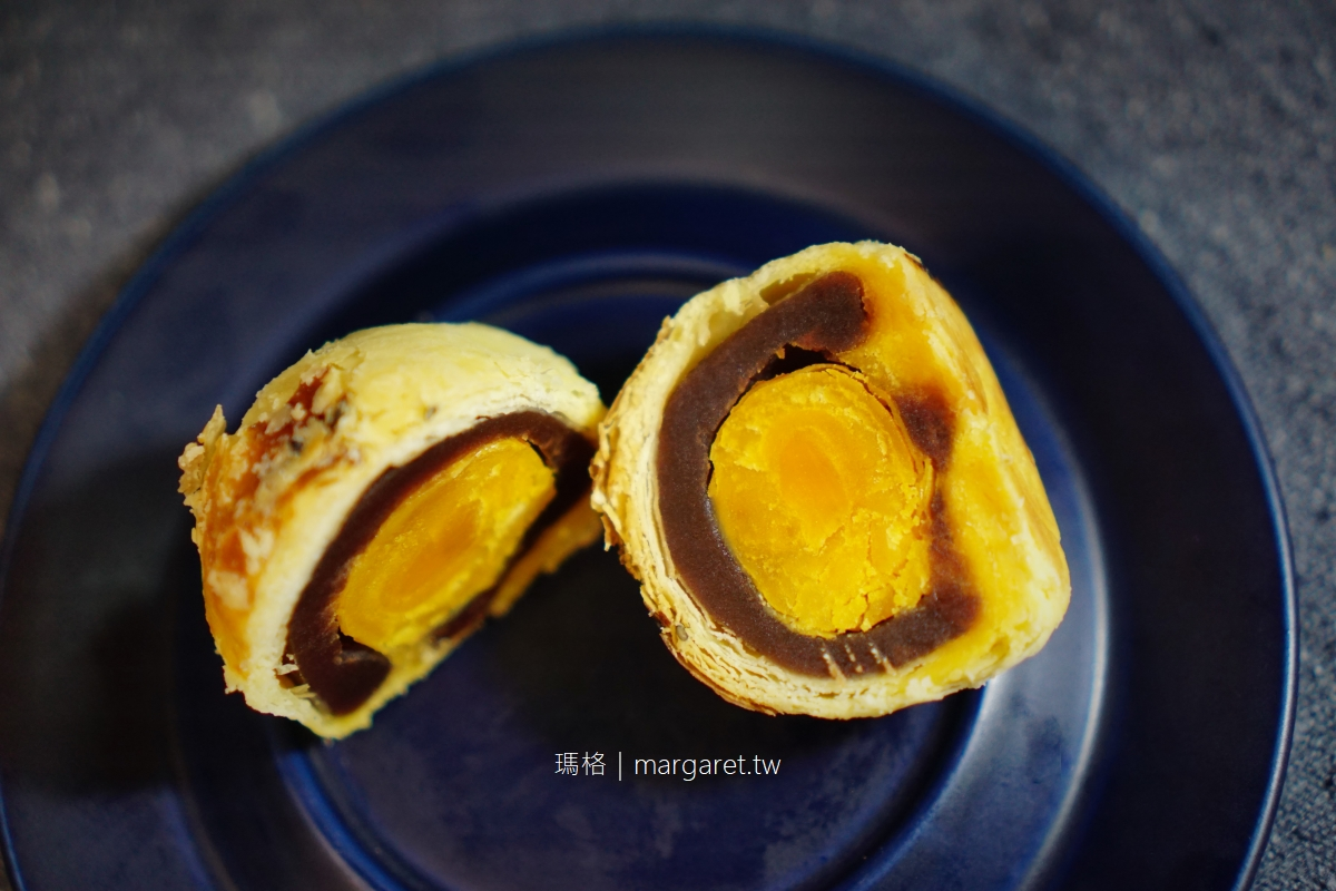 佳興金葡萄蛋黃酥。台南佳里人氣糕餅 全店只賣2種口味。烤一烤更好吃