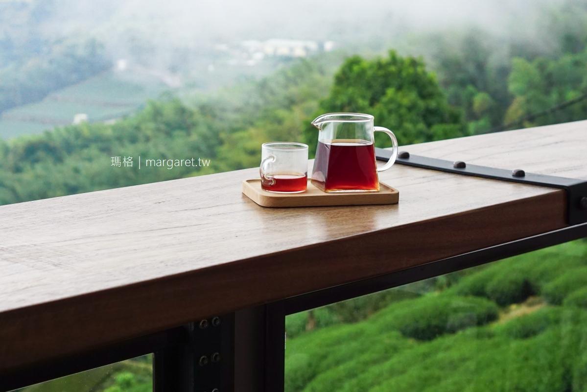 璟隆咖啡。隙頂金質獎景觀咖啡|藏在阿里山公路旁的A5和牛火鍋