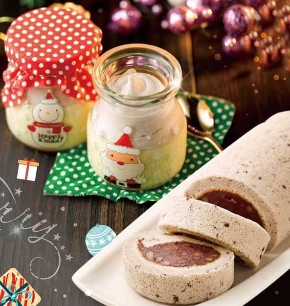 芋頭控大愛。香帥蛋糕秋冬限定芋泥燒布丁|精緻紅豆蛋糕卷新上市|歲末送禮開趴好選擇
