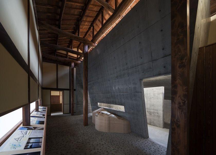 ANDO MUSEUM安藤忠雄博物館|直島本村。日式老屋內的現代建築秘境