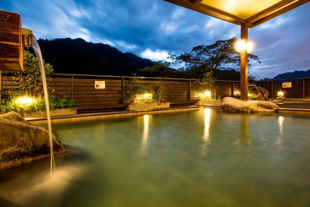 大板根森林溫泉渡假村之旅|三峽飯店