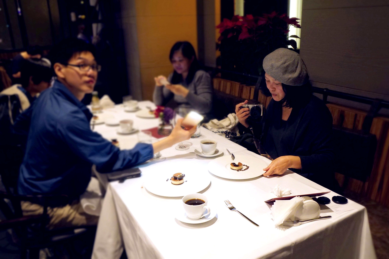 一吃難忘的威靈頓牛排Beef Wellington。台北al sorriso聖誕跨年套餐|同場加映日本威靈頓鹿排
