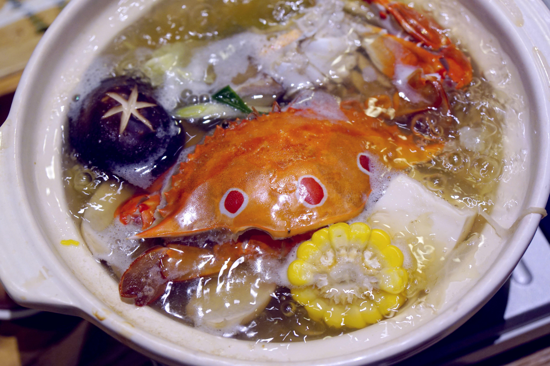 最新推播訊息:里海咖啡。礁溪必訪餐廳|秋冬限定螃蟹漁夫鍋鮮美無比