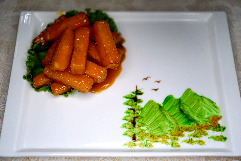 燁中華料理。夠水準的美味江浙菜|桃園南崁美食。富立登國際大飯店1樓