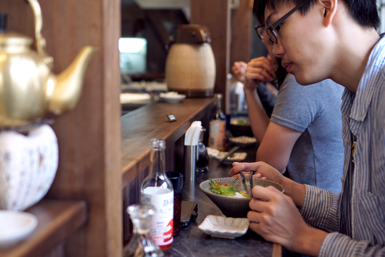 十平。十席。日料|台南老屋風格食堂。需現場候位