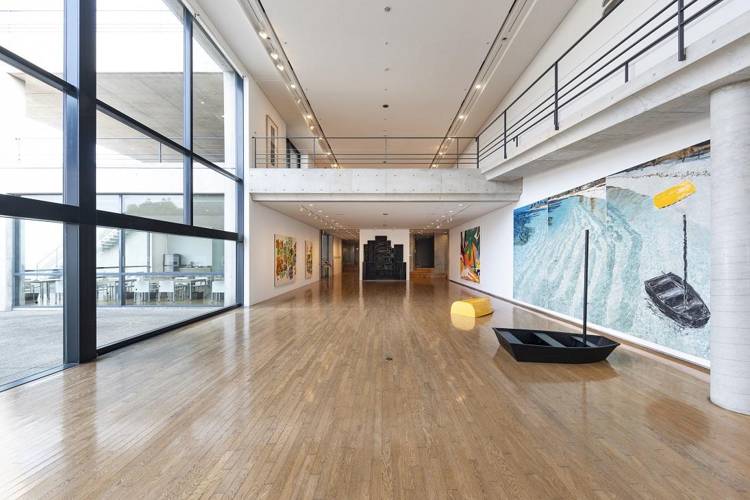 直島Benesse House Museum倍樂生之家。安藤忠雄建築|是飯店也是美術館