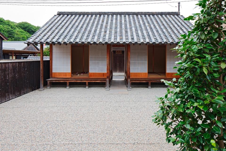 直島家計劃 Gokaisho圍棋會所|不起眼的山茶花有什麼名堂?