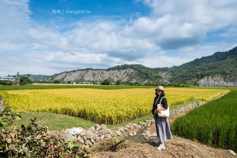 利吉惡地。縱谷百景台東月世界|遺世獨立的后湖部落
