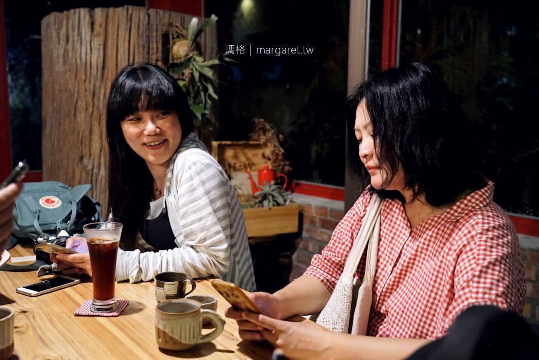 FUN Table Cafe餐桌咖啡|花蓮吉安。手沖自烘咖啡館