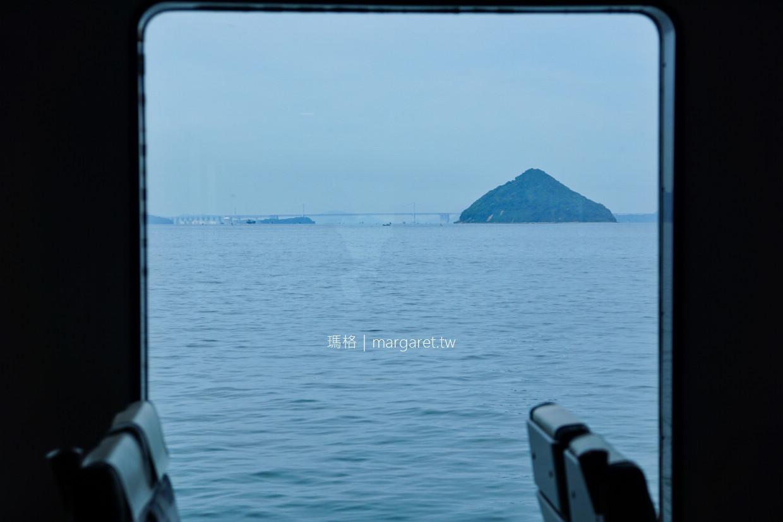 瀨戶內海藝術小島4日遊行程分享。跳島賺哩程|世界最值得去的地方第7名