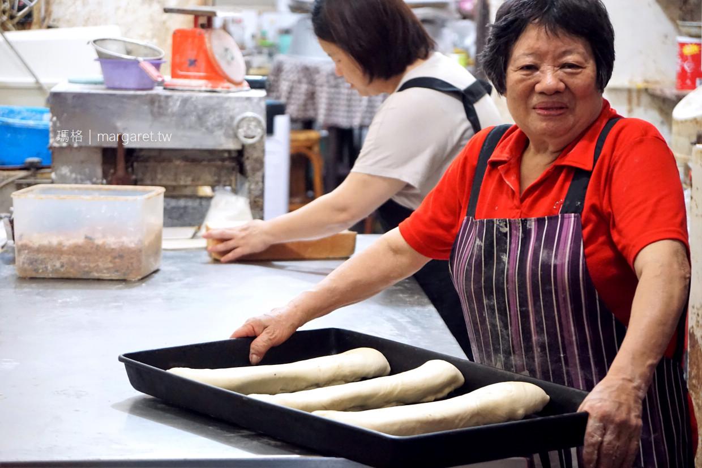 火盛製餅舖。關山50年老店爆漿紅豆吐司|不預定吃不到