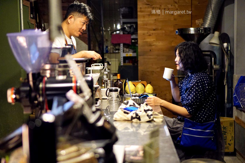 聖塔咖啡。文化公園旁|到嘉義旅行幾乎天天去喝一杯 (2019.12.29更新) @瑪格。圖寫生活