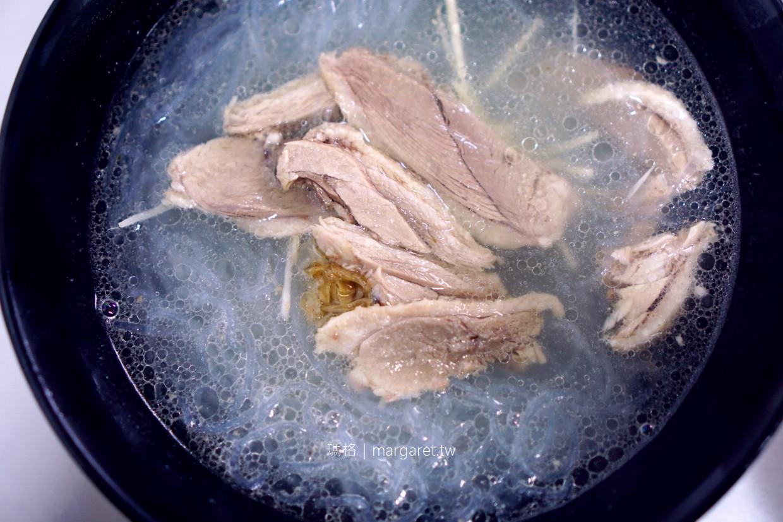秀珠鵝肉店。推出鵝肉飯跟火雞肉飯拚了|嘉義文化路夜市美食