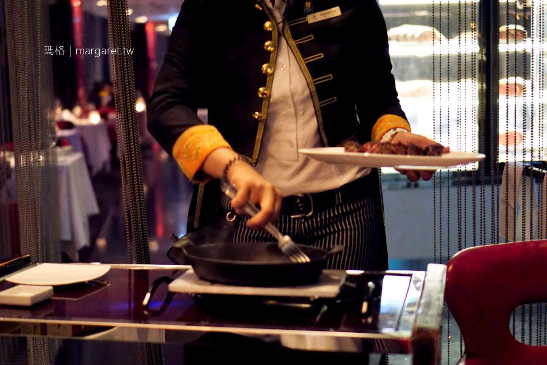 The Landis Taichung頂餐廳。乾式熟成老饕牛排|台中亞緻大飯店46樓。求婚紀念日最佳慶祝餐廳(二訪更新)