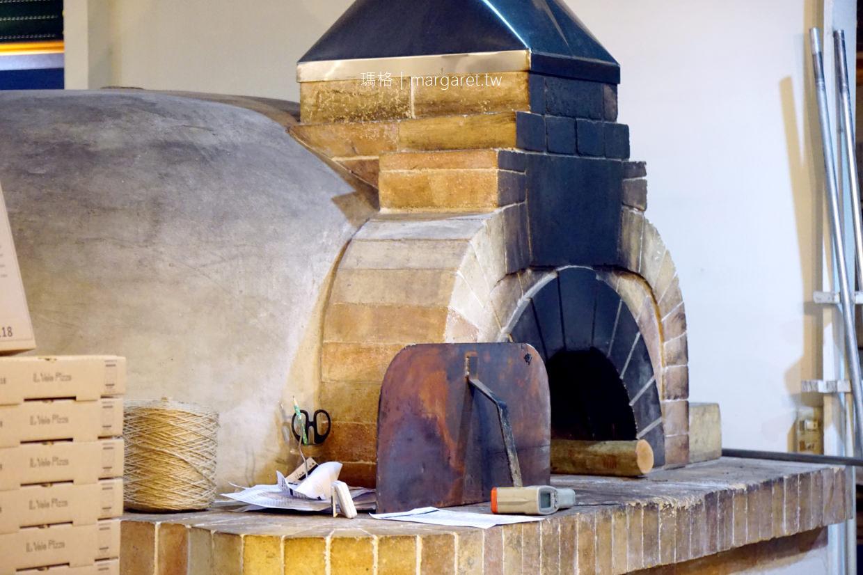 台中IL Volo pizza義波羅窯烤披薩|平價柴燒手作披薩