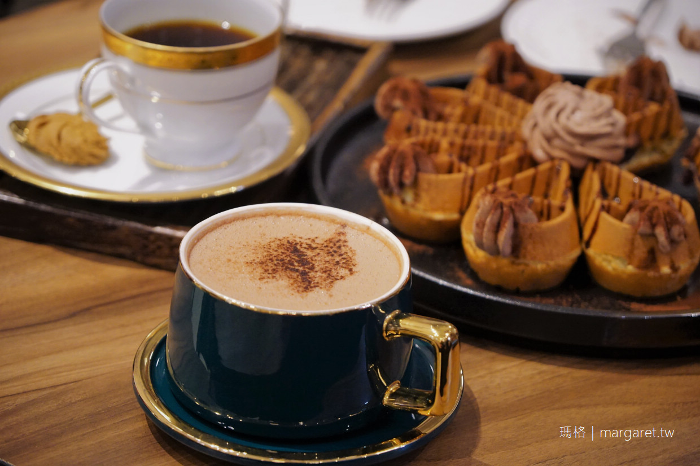 台南咖啡館、甜點下午茶|食記52家。附美食地圖 (2019.12.31更新)
