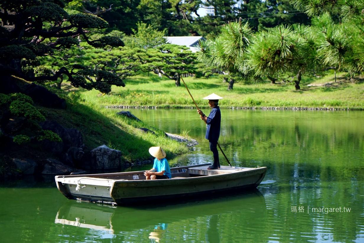 高松。栗林公園浴衣、抹茶體驗|四國最美日式庭園、米其林三星景點 (二訪更新)